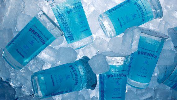 Uma água muito especial