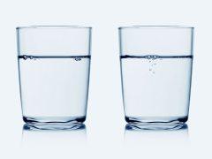 Água Filtrada vs. Água Mineral Natural